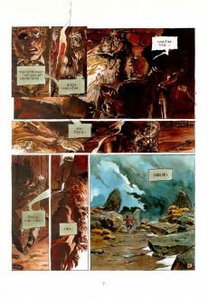Extrait de Algernon Woodcock -2- L'œil Fé - seconde partie