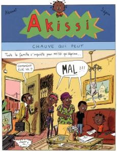 Extrait de Akissi -6- Sans amis
