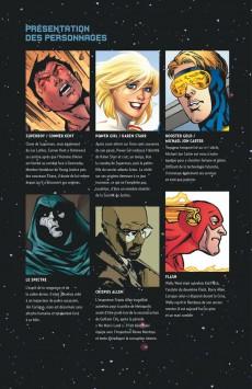 Extrait de Infinite Crisis (Urban Comics) -4- Les survivants