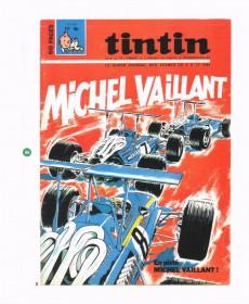 Extrait de (AUT) Graton, Jean - Jean Graton et Michel Vaillant - L'aventure automobile