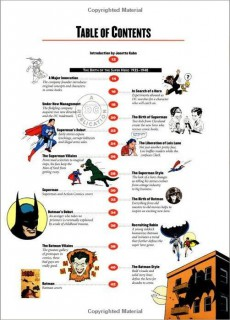 Extrait de (DOC) DC Comics (en anglais) - DC Comics: Sixty Years of the World's Favorite Comic Book Heroes