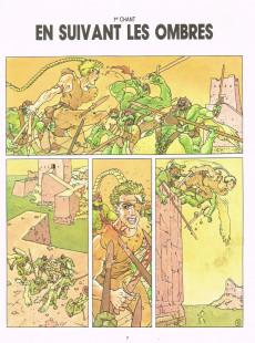 Extrait de Les aventures d'Alef-Thau -3- Le roi borgne