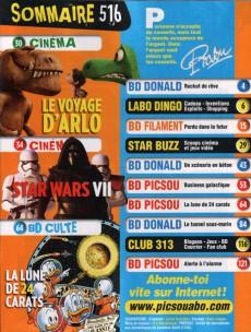 Extrait de Picsou Magazine -516- Picsou Magazine n° 516