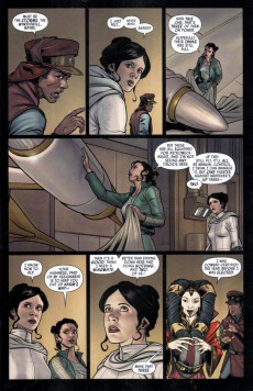 Extrait de Journey to Star Wars: The Force Awakens - Shattered Empire (2015) -3- Shattered Empire Part III
