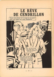 Extrait de Linda (Arédit) -HS5- Le rêve de Cendrillon