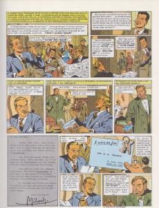 Extrait de Blake et Mortimer (Historique) -8c74D- Le piège diabolique
