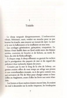 Extrait de (AUT) Pratt, Hugo - Le corbeau de pierre, la jeunesse de Corto Maltese