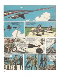 Extrait de Tanguy et Laverdure -9b1981- Les anges noirs