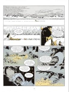 Extrait de Corto Maltese (en italien) -11- Sotto il sole di mezzanotte