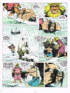 Extrait de Thorgal -1d06- La Magicienne trahie