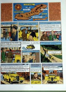 Extrait de Blake et Mortimer (Les Aventures de) -7b1998- L'Enigme de l'Atlantide