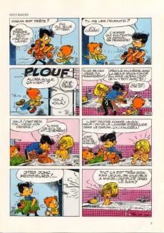 Extrait de Boule et Bill -03- (Publicitaires) -23Chamois- 'faut rigoler !