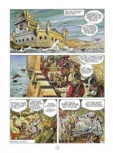 Extrait de Jean le Long - Tome 1