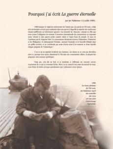 Extrait de La guerre éternelle - Tome INTb08