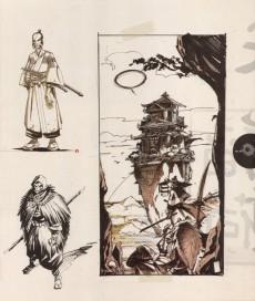 Extrait de Okko -HS- Artbook, 10 ans de dessins