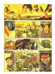 Extrait de Les dossiers d'Olivier Varèse -3- Raid sur Kokonino World