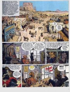 Extrait de Blueberry -11a1972- la mine de l'Allemand perdu
