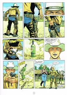 Extrait de Buck Danny -50TL- Sabotage au Texas