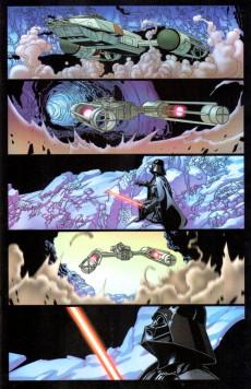 Extrait de Darth Vader (2015) -12- Book II, Part VI : Shadows And Secrets