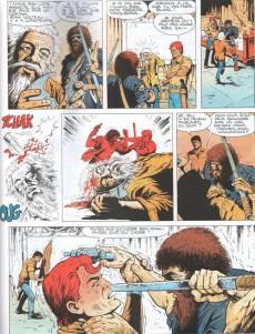 Extrait de Bob Morane 3 (Lombard) -37a95- Les fourmis de l'ombre jaune