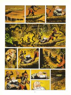 Extrait de Odilon Verjus (Les exploits d') -1- Papous