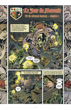 Extrait de Fables (Urban Comics) -22- Et il vécurent heureux...