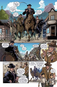 Extrait de Back to the Future (2015) -2SubA- Untold Tales and Alternate Timelines #2