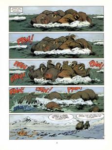 Extrait de Odilon Verjus (Les exploits d') -3- Eskimo
