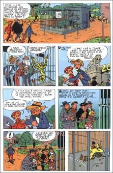 Extrait de Spirou et Fantasio -5i05- Les voleurs du marsupilami