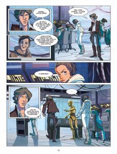 Extrait de Star Wars (Delcourt / Disney) -5- Épisode V - L'Empire contre-attaque