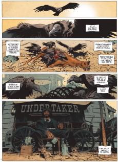 Extrait de Undertaker (en espagnol) -1- El devorador de oro