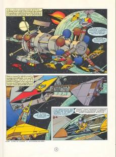 Extrait de Yoko Tsuno -8a1982- Les titans