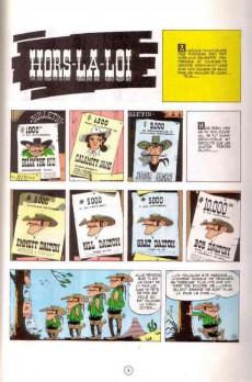 Extrait de Lucky Luke -6f06- Hors-la-loi