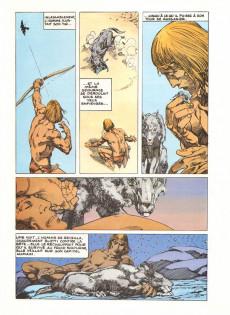 Extrait de Bruce Jones présente -6- La corde raide