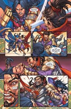 Extrait de Oniba: Swords Of The Demon -0A- No, Master