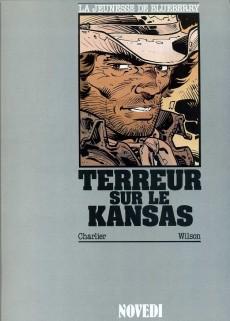 Extrait de Blueberry (La Jeunesse de) -5TT- Terreur sur le Kansas