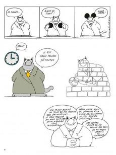 Extrait de Le chat -2c15- Le Retour du Chat