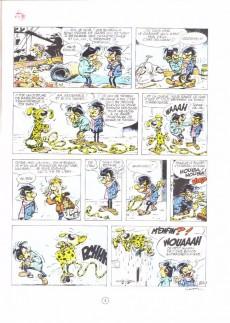 Extrait de Gaston -9a79- Le cas Lagaffe
