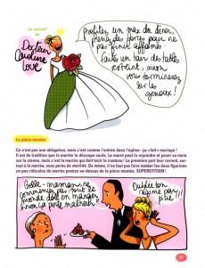 Extrait de Pour les nuls en BD -4- Le mariage pour les nuls en bd