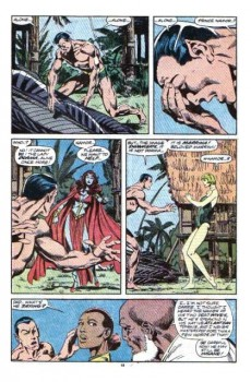 Extrait de Namor, The Sub-Mariner (1990) -1- Purpose!