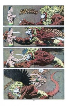 Extrait de Namor, The Sub-Mariner (1990) -3- Meeting of the board