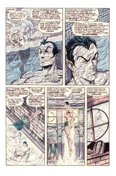 Extrait de Namor, The Sub-Mariner (1990) -4- Black water