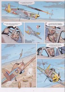 Extrait de Ciel de guerre -3- Alerte en Syrie