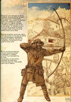 Extrait de Chamonix Mont-Blanc -5- Les Ténèbres de l'Inquisition au cœur des Alpes
