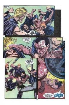 Extrait de Namor, The Sub-Mariner (Marvel - 1990) -11- Reunion