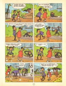 Extrait de Modeste et Pompon (Franquin) -51- Modeste et Pompon - R1