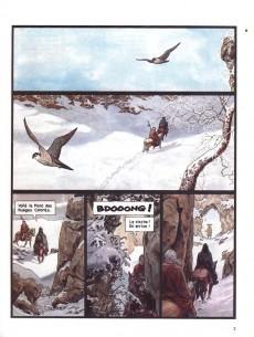 Extrait de Le moine fou -2a91- La mémoire de pierre
