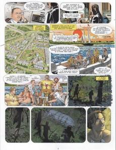Extrait de Tanguy et Laverdure -29- Taïaut sur bandits !
