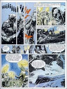 Extrait de Les héros cavaliers -2b98- La grande ourse