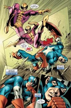 Extrait de Captain America (2011) -INT02a- Captain America by Ed Brubaker Volume 2